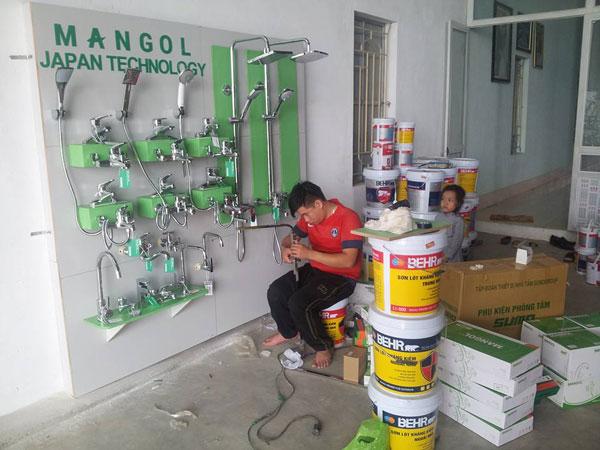 Giới thiệu về sen vòi Mangol 7