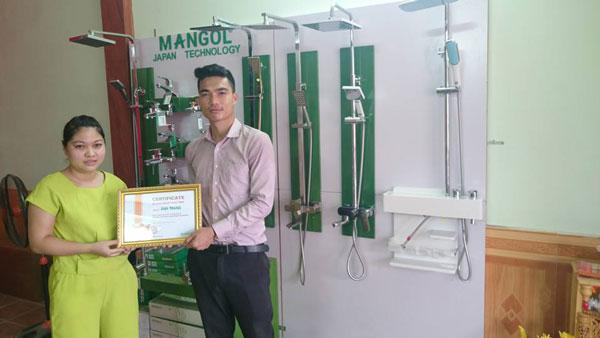 Giới thiệu về sen vòi Mangol 4