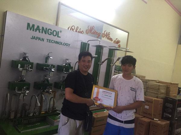 Giới thiệu về sen vòi Mangol 5