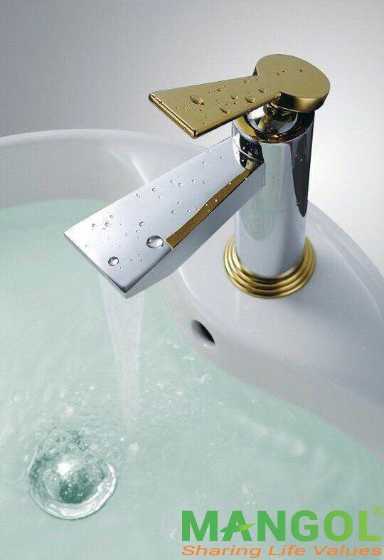 Những mẫu sen vòi Mangol phù hợp với không gian phòng tắm sang trọng 5