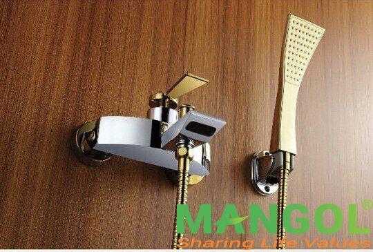 Những mẫu sen vòi Mangol phù hợp với không gian phòng tắm sang trọng 3