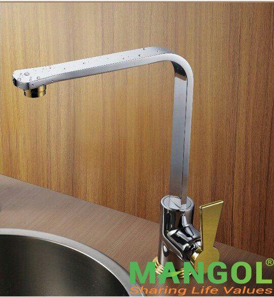 Những mẫu sen vòi Mangol phù hợp với không gian phòng tắm sang trọng 6