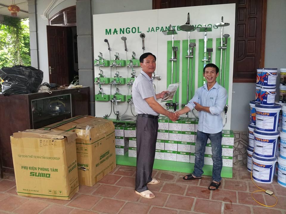 Quy trình sản xuất thiết bị vệ sinh, sen vòi, vòi rửa bát tại Mangol Việt Nam 11