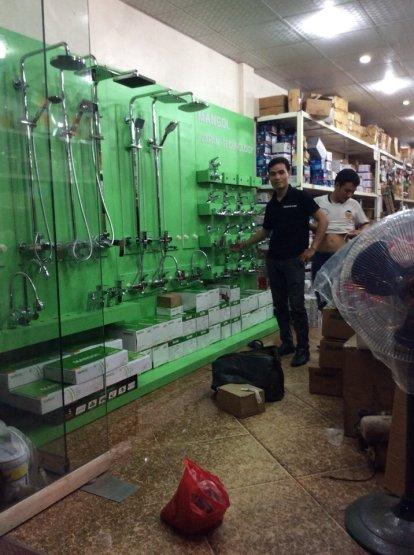 Quy trình sản xuất thiết bị vệ sinh, sen vòi, vòi rửa bát tại Mangol Việt Nam 14