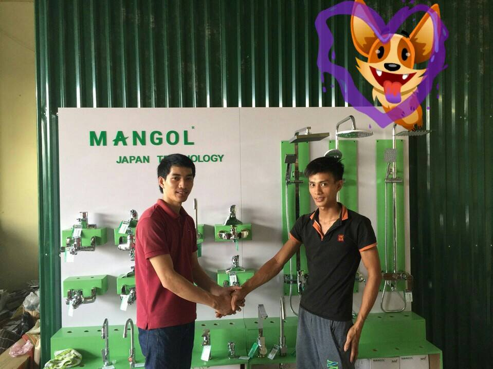 Quy trình sản xuất thiết bị vệ sinh, sen vòi, vòi rửa bát tại Mangol Việt Nam 12