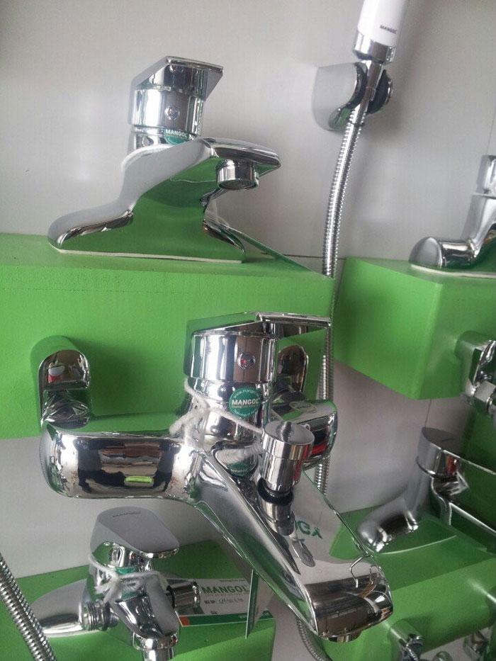 Các dòng sản phẩm sen vòi Mangol ngày càng đa dạng mẫu mã và đáp ứng nhu cầu của thị trường. 5