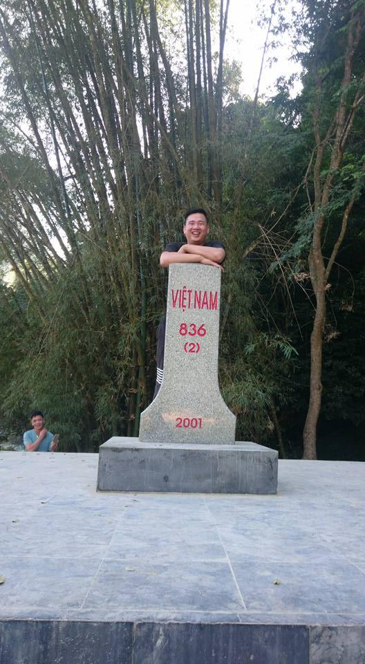 Cột mốc Cao Bằng