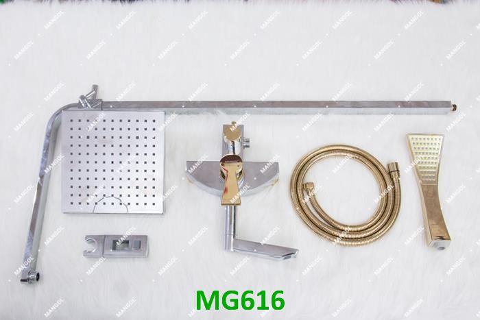 Hình ảnh chi tiếtBộ sen cây mạ vàng cao cấp MG616 8