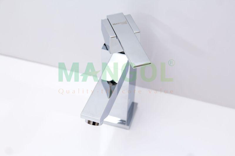 Vòi chậu Mangol nóng lạnh MG104A - 2