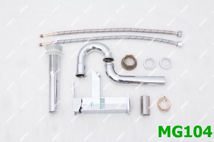 bộ vòi lavabo 25 cm MG104 10