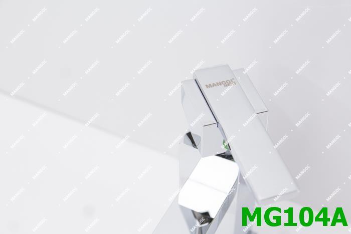 Hình ảnh bộ vòi chậu nóng lạnh Mangol MG104A 24