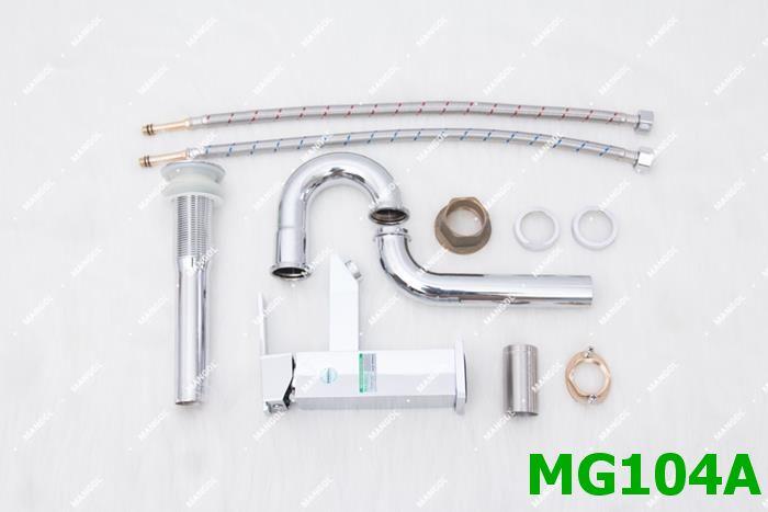 Hình ảnh bộ vòi chậu nóng lạnh Mangol MG104A 29