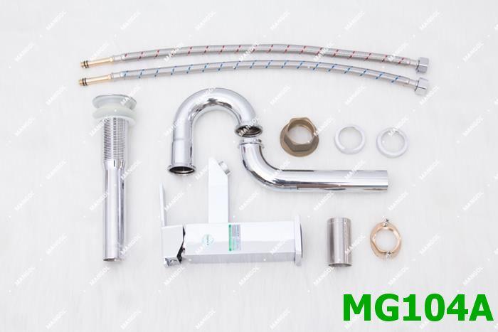 Hình ảnh bộ vòi chậu nóng lạnh Mangol MG104A 30