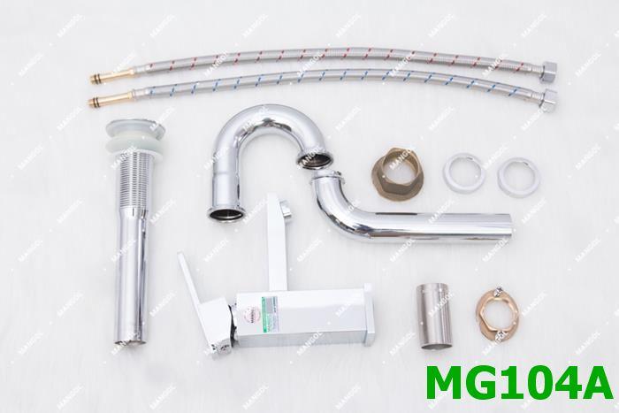 Hình ảnh bộ vòi chậu nóng lạnh Mangol MG104A 35