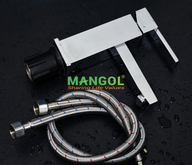 Bộ sản phẩm vòi chậu Mangol cao cấp MG104A 1