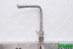 Vòi rửa bát inox nóng lạnh MANGOL MG803 9