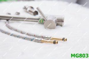 Vòi rửa bát inox nóng lạnh MANGOL MG803 3