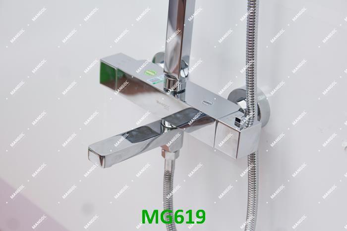Hình ảnh chi tiết bộ sen cây cao cấp Mangol Luxury MG619 4