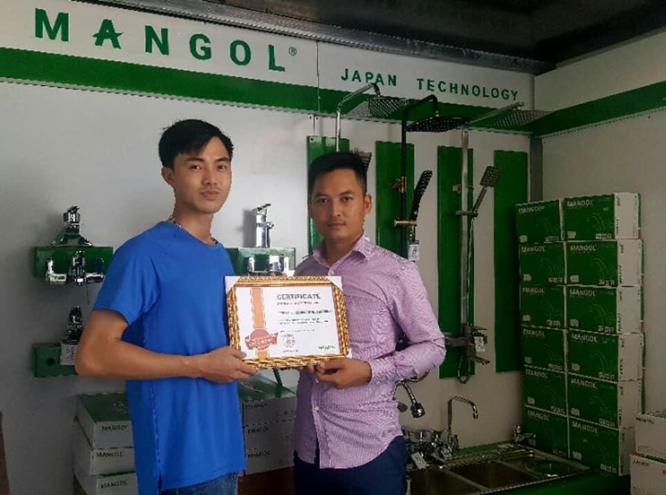 Sen vòi Mangol chuẩn bị khai trương cơ sở Ba Đồn, Quảng Bình 1