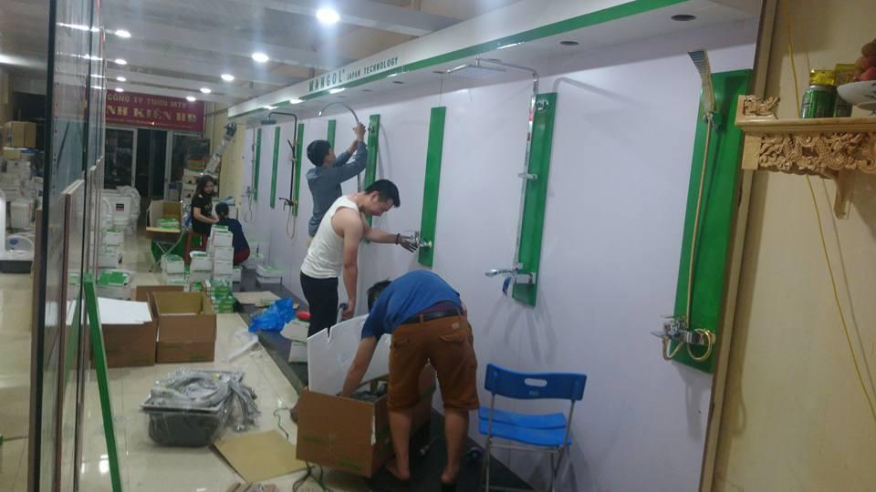 5 lợi thế kinh doanh vật liệu xây dựng mở cửa hàng thiết bị vệ sinh 4