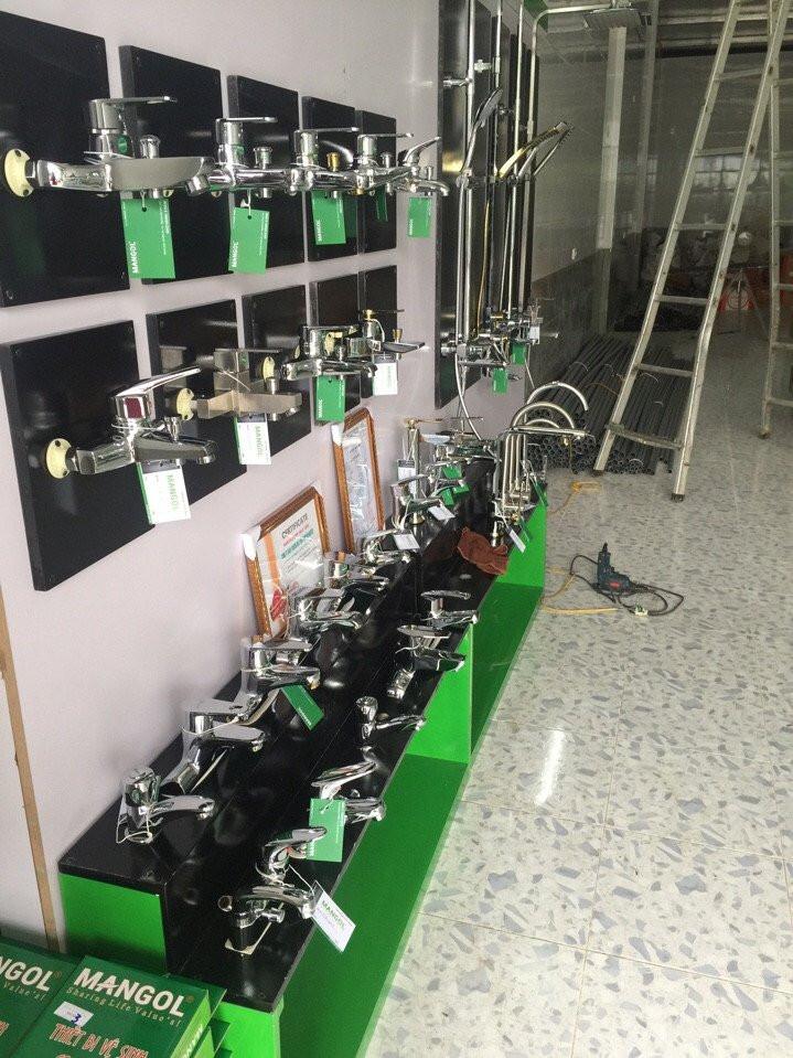 Nhà phân phối sen vòi Mangol tại các tỉnh 3