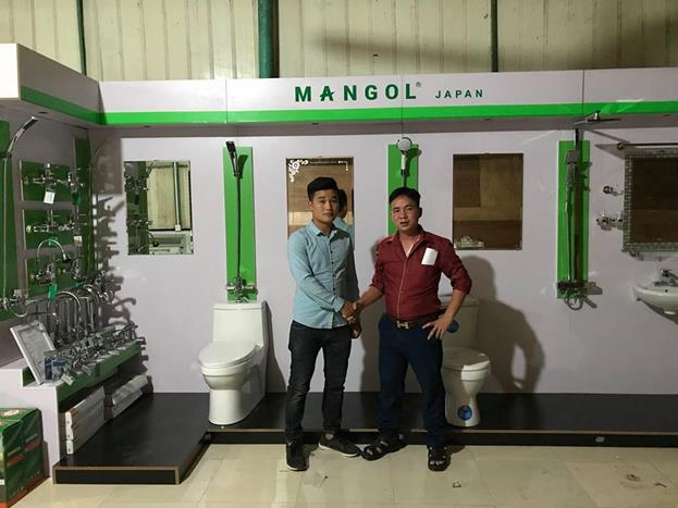 Sen vòi Mangol mở rộng kinh doanh, tìm nhà phân phối 2018 2
